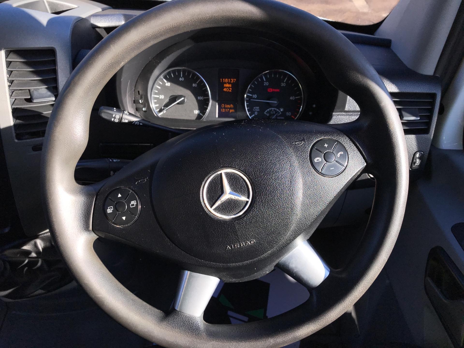 2015 Mercedes-Benz Sprinter  313 LWB 3.5T DROP SIDE EURO 5 (KN15XTY) Image 12