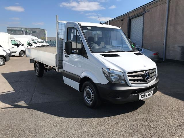 2015 Mercedes-Benz Sprinter  313CDI 13FT DROPSIDE 130PS EURO 5 (KN15XWR)