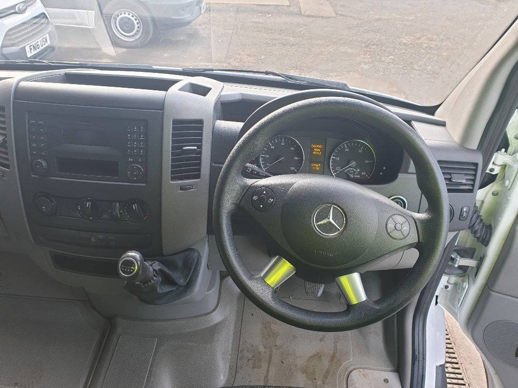 2017 Mercedes-Benz Sprinter 314 LWB H/R VAN EURO 6 (KN17BGK) Image 15