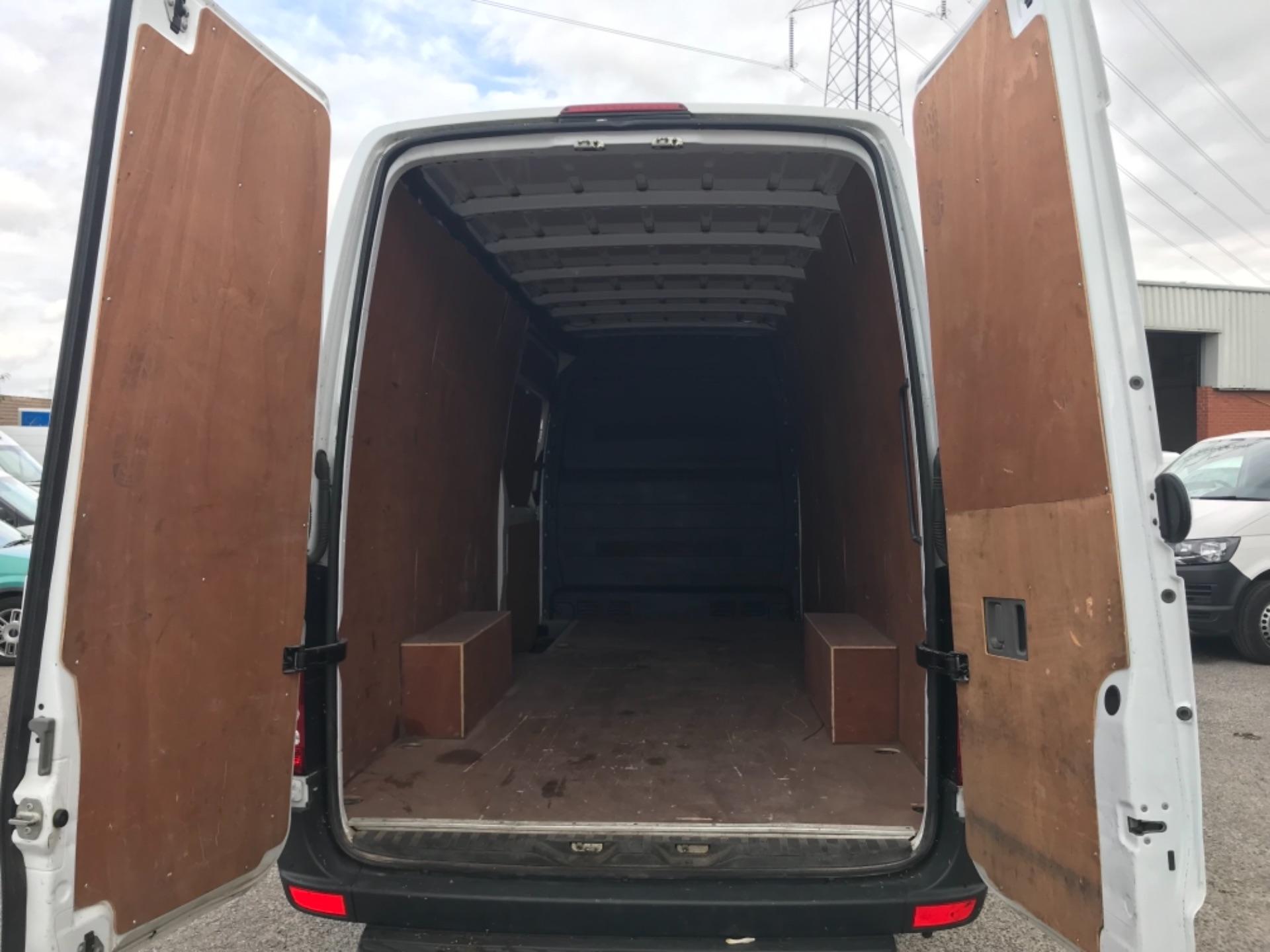 2017 Mercedes-Benz Sprinter  314 LWB H/R VAN EURO 6 (KN17BJO) Image 12