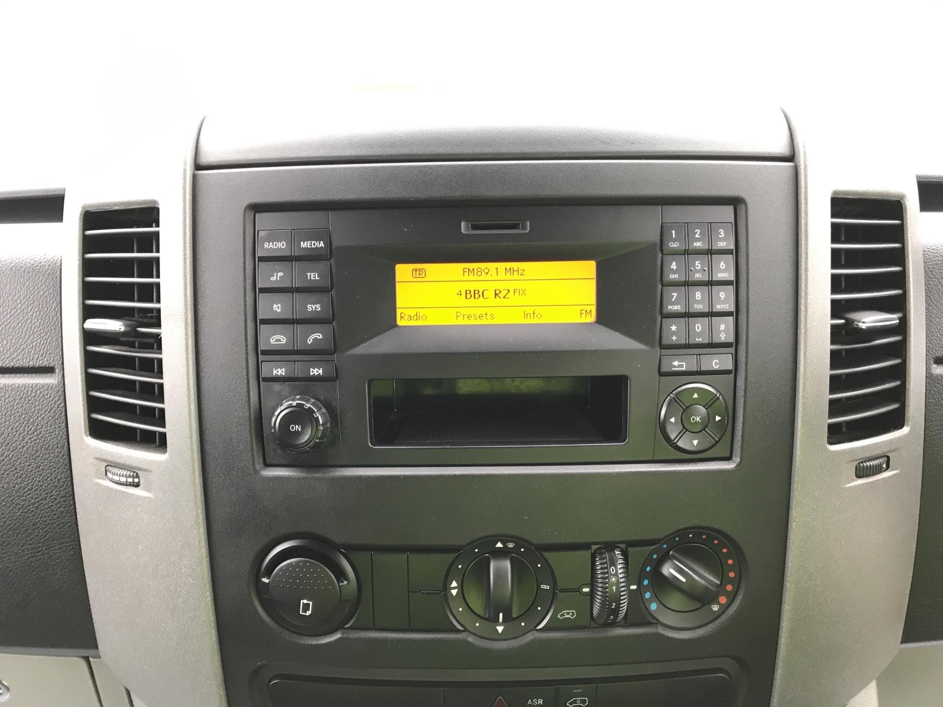 2017 Mercedes-Benz Sprinter  314 LWB H/R VAN EURO 6 (KN17BSY) Image 10