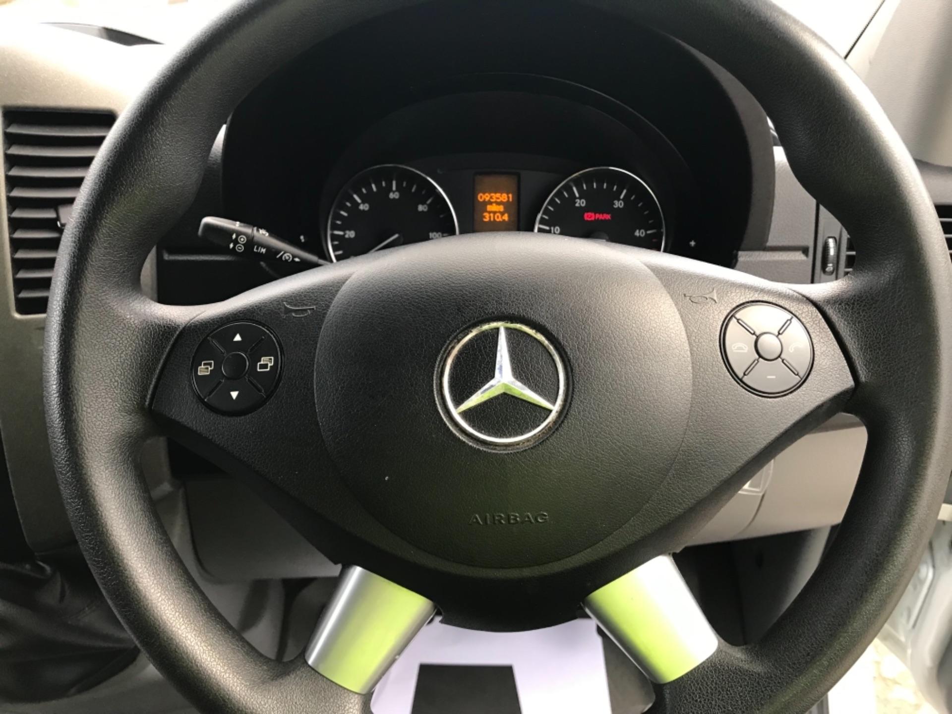2017 Mercedes-Benz Sprinter  314 LWB H/R VAN EURO 6 (KN17BUP) Image 10