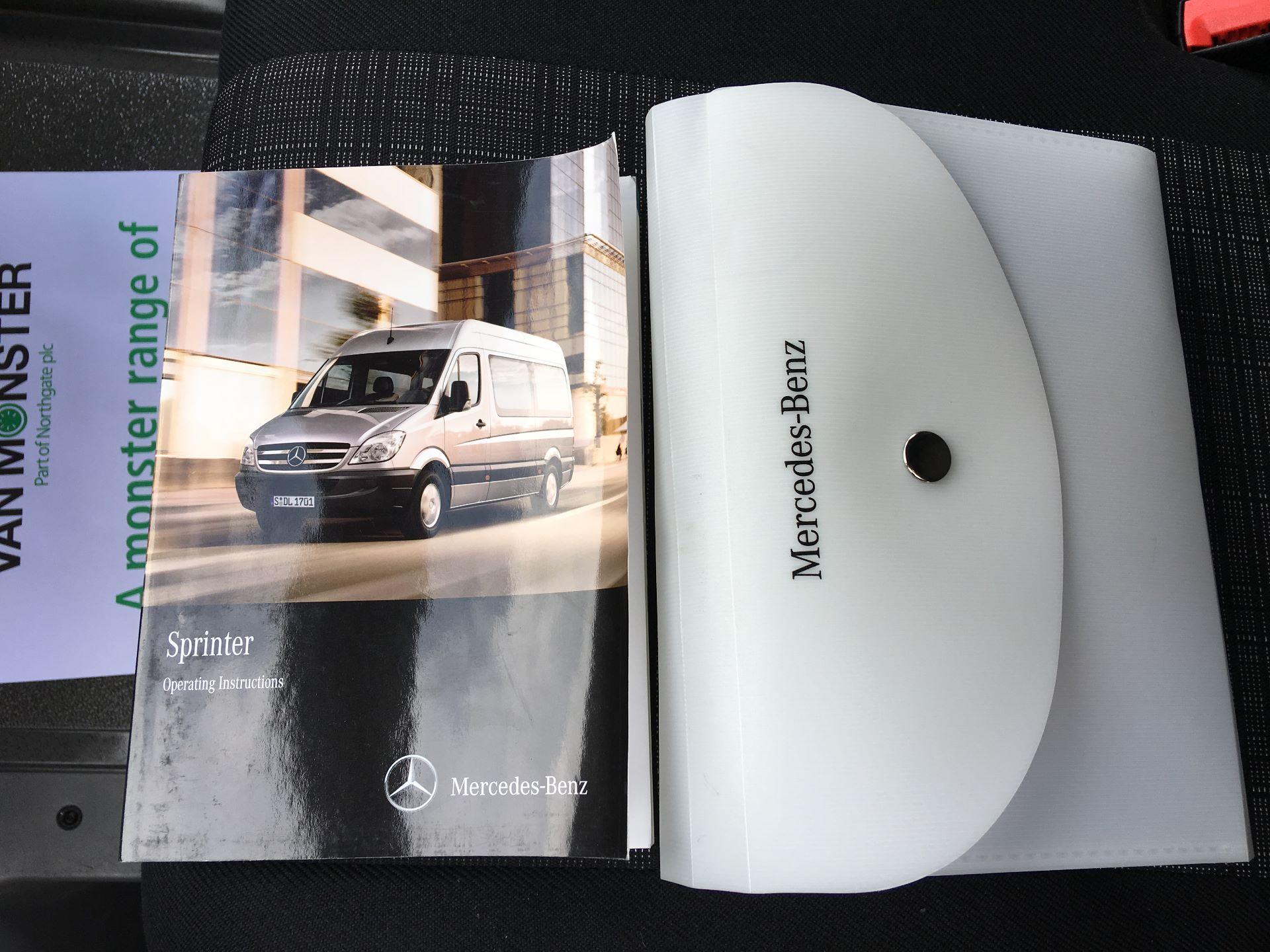 2017 Mercedes-Benz Sprinter 314 CDI LWB HIGH ROOF VAN EURO 6 (KN17BVH) Image 21