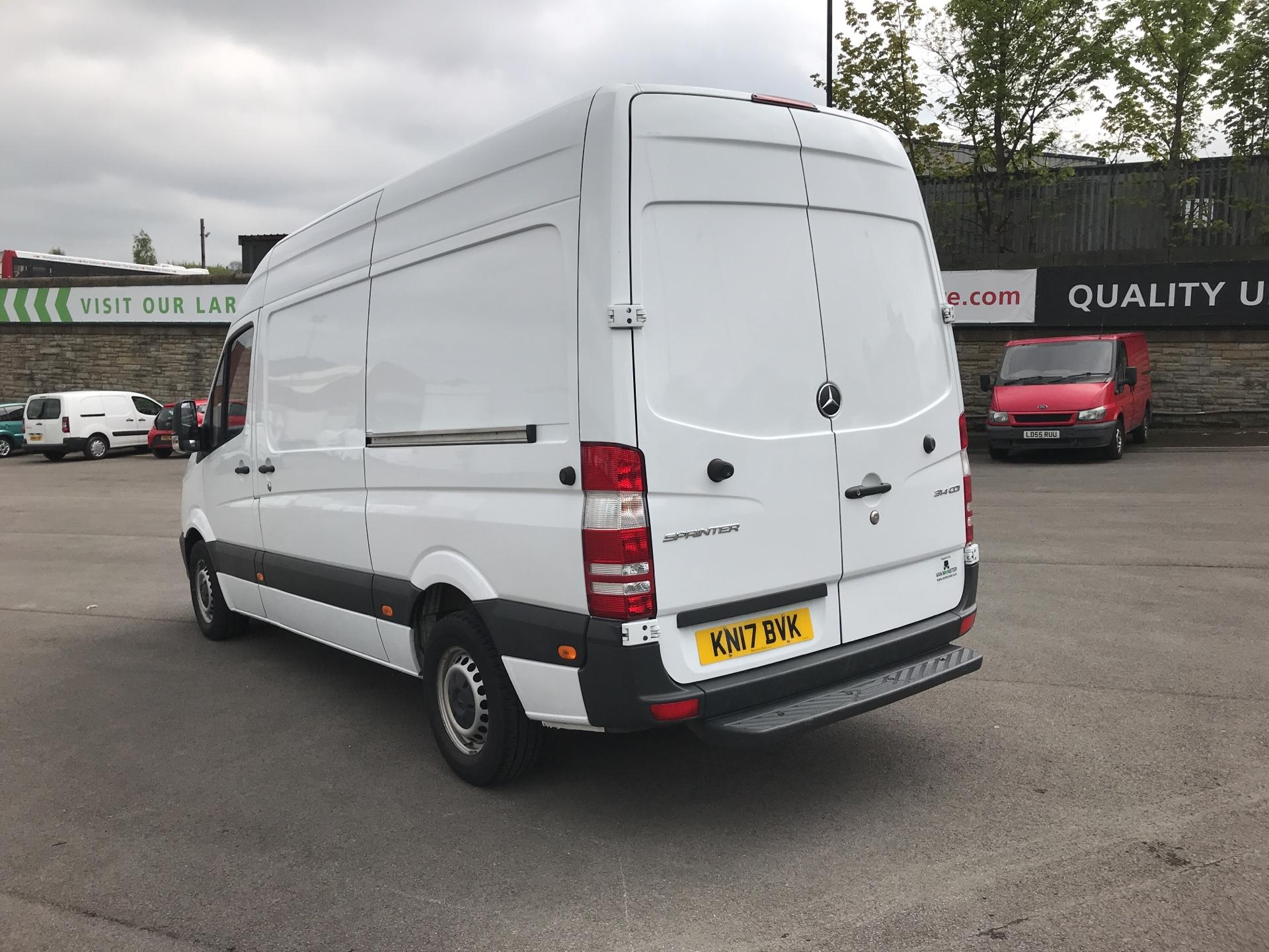 2017 Mercedes-Benz Sprinter 3.5T High Roof Van MWB (KN17BVK) Image 5