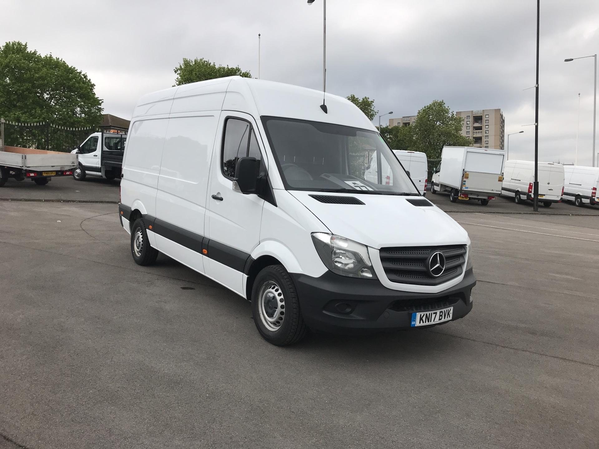 2017 Mercedes-Benz Sprinter 3.5T High Roof Van MWB (KN17BVK) Image 1