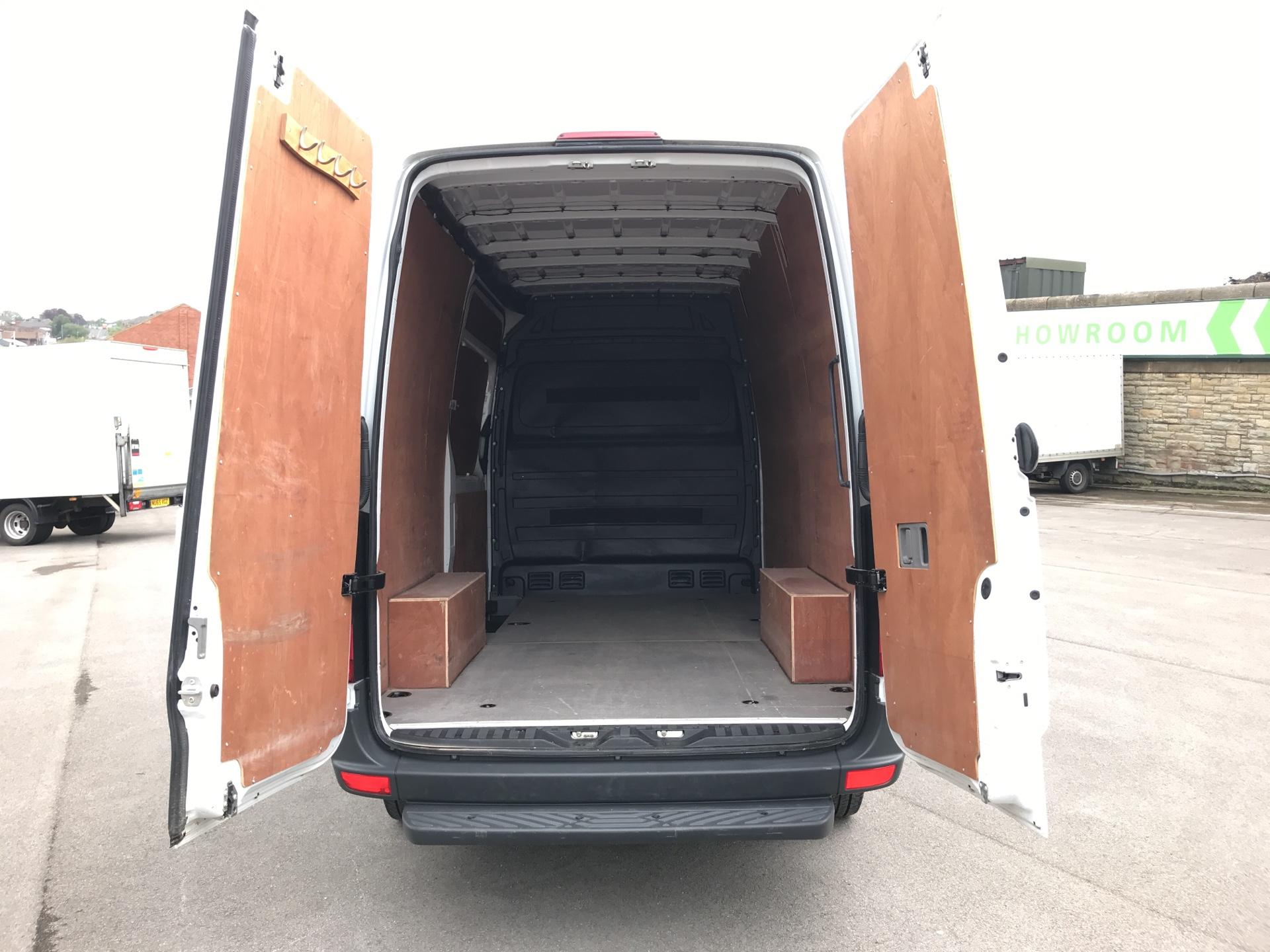 2017 Mercedes-Benz Sprinter 3.5T High Roof Van MWB (KN17BVK) Thumbnail 20