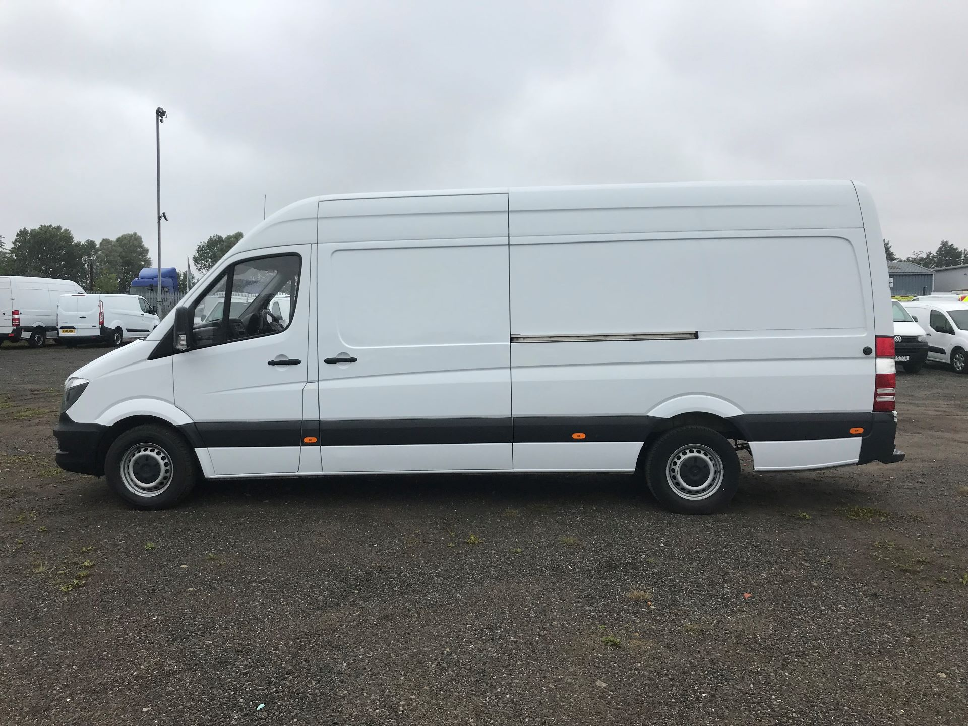 2017 Mercedes-Benz Sprinter 3.5T High Roof Van (KN17BVS) Image 7