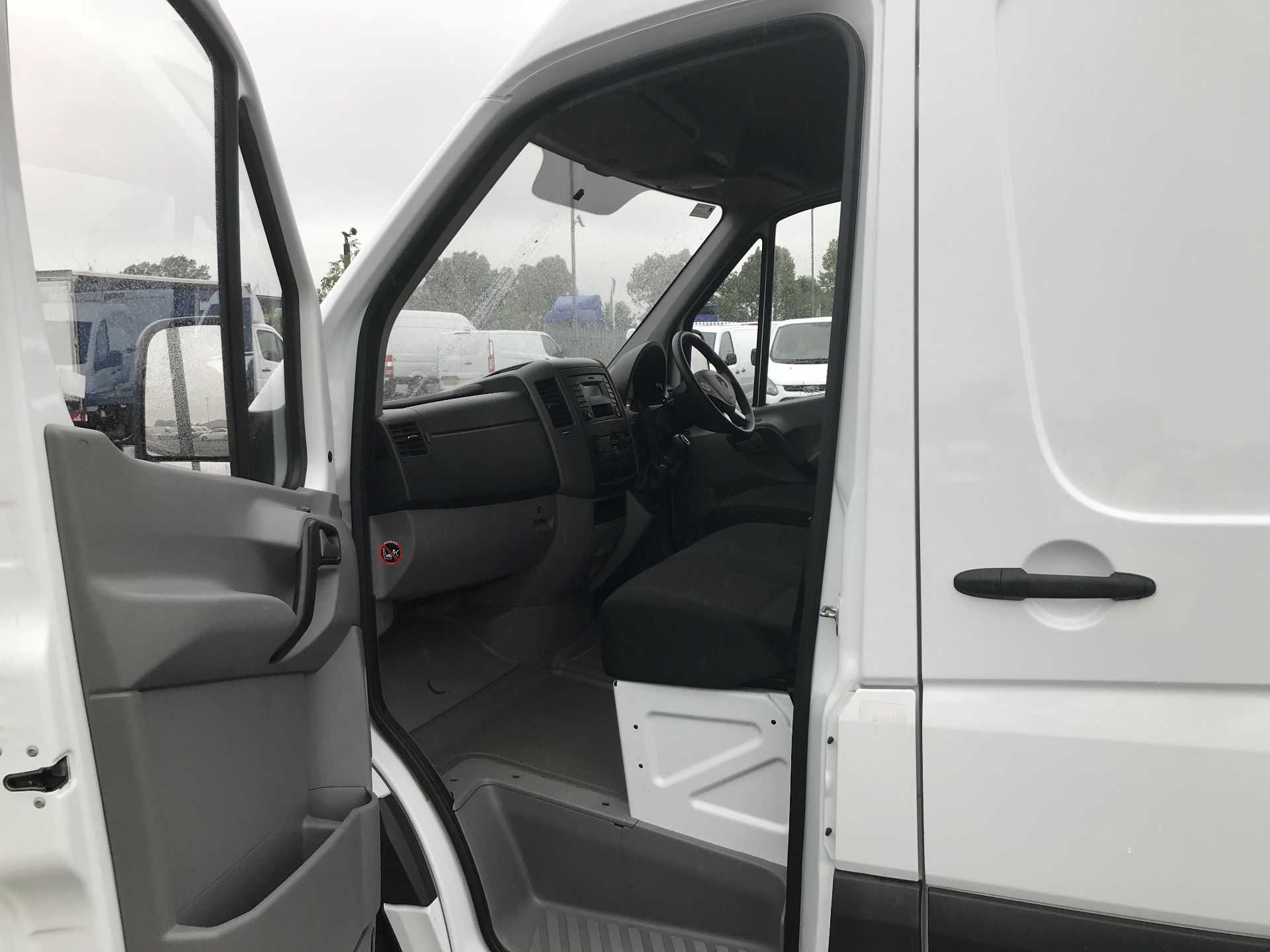 2017 Mercedes-Benz Sprinter 3.5T High Roof Van (KN17BVS) Image 14