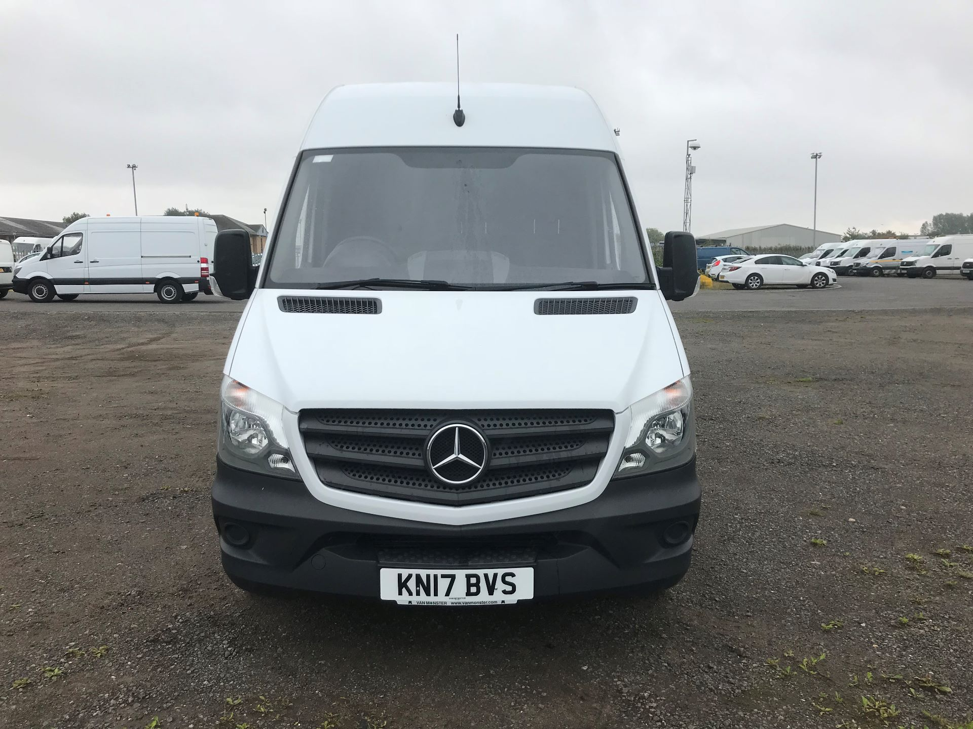 2017 Mercedes-Benz Sprinter 3.5T High Roof Van (KN17BVS) Image 2