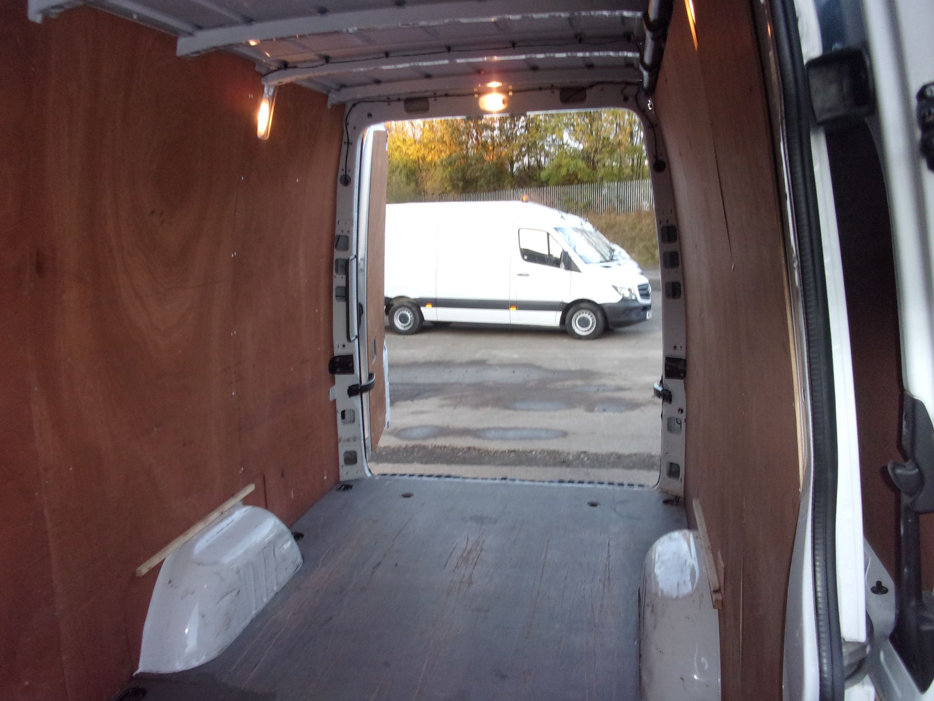 2017 Mercedes-Benz Sprinter 314 CDI LWB HIGH ROOF VAN EURO 6 (KN17BWD) Image 7
