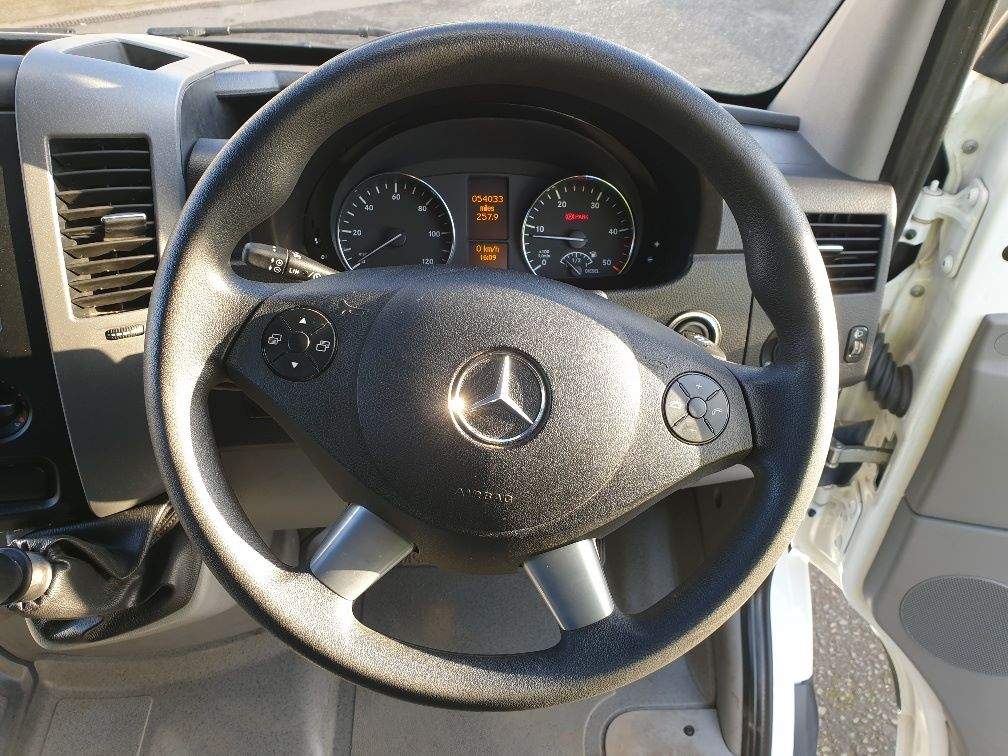 2017 Mercedes-Benz Sprinter 314 LWB H/R VAN EURO 6 (KN17BWP) Image 18