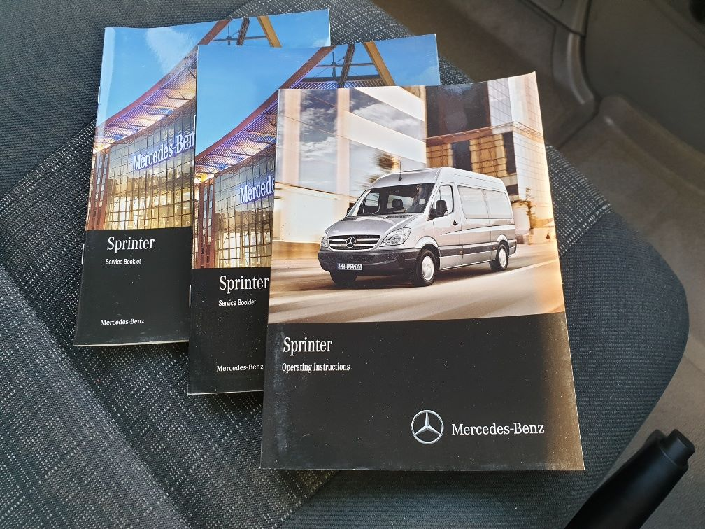 2017 Mercedes-Benz Sprinter 314 LWB H/R VAN EURO 6 (KN17BWP) Image 26