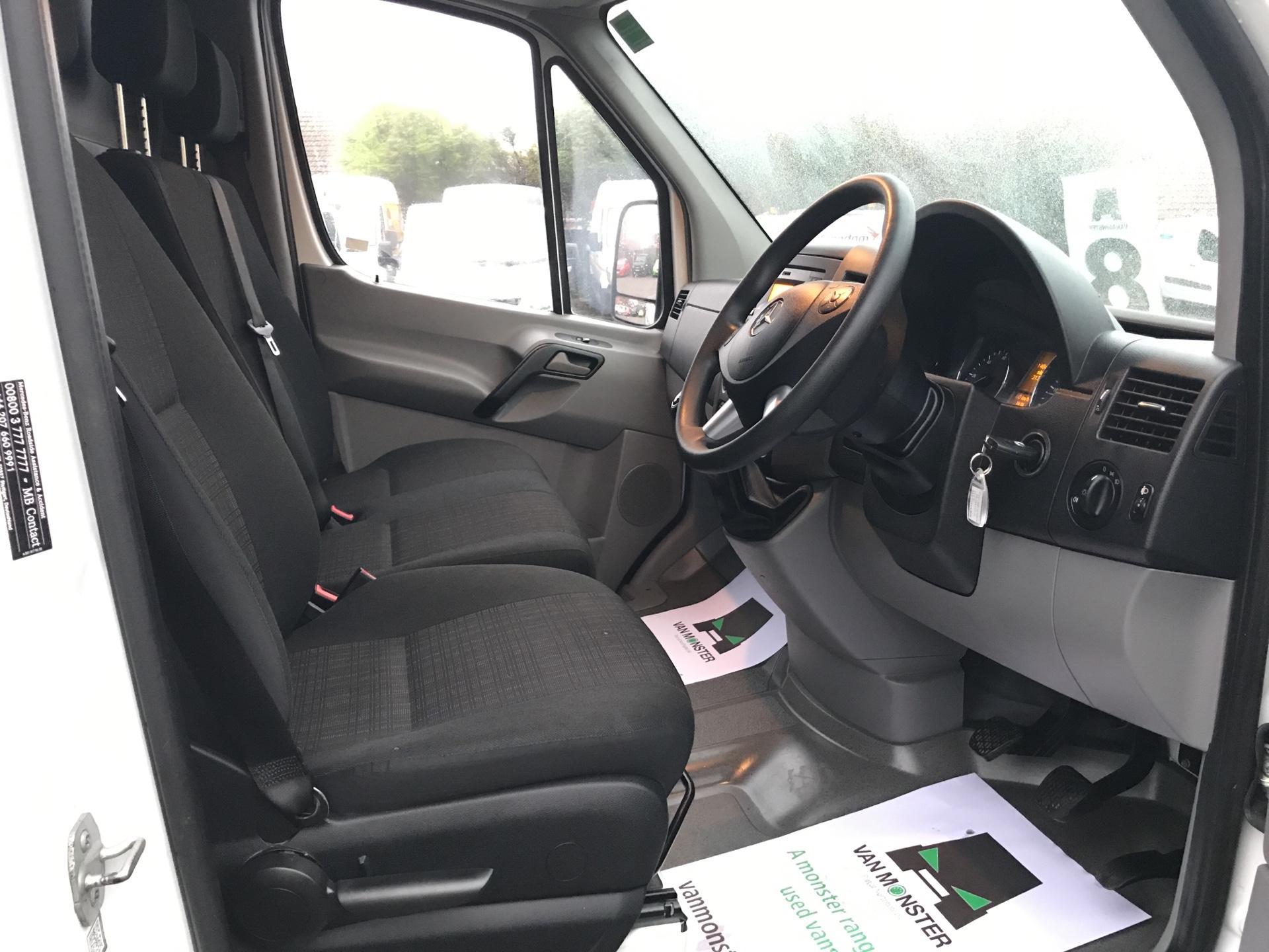 2017 Mercedes-Benz Sprinter 314 LWB H/R VAN EURO 6  (KN17BWV) Image 9