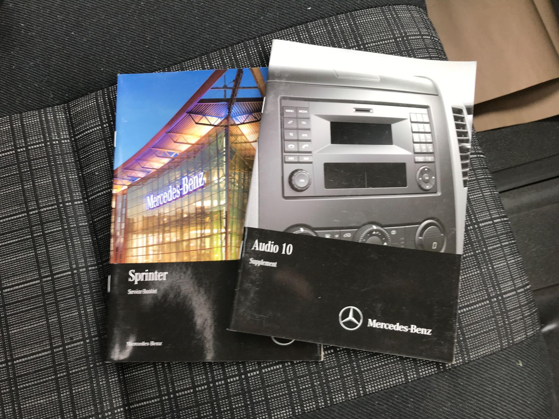 2017 Mercedes-Benz Sprinter 314CDI 13FT DROPSIDE 140PS EURO 6 (KN17OBS) Image 24