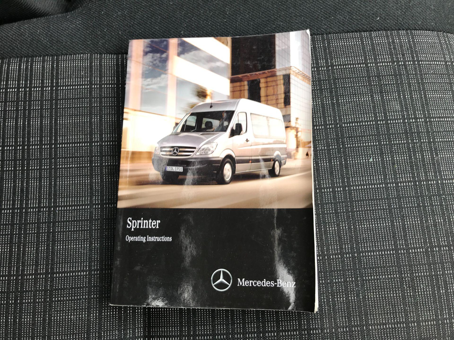 2017 Mercedes-Benz Sprinter 314CDI 13FT DROPSIDE 140PS EURO 6 (KN17OBS) Image 23