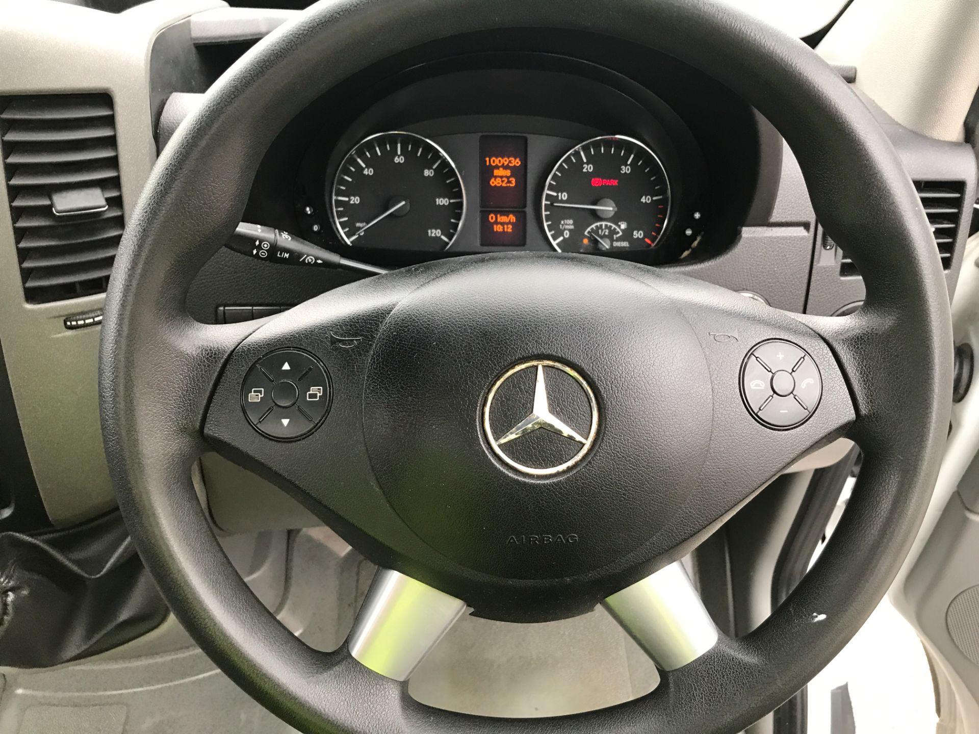 2017 Mercedes-Benz Sprinter 314CDI 13FT DROPSIDE 140PS EURO 6 (KN17OBS) Image 10
