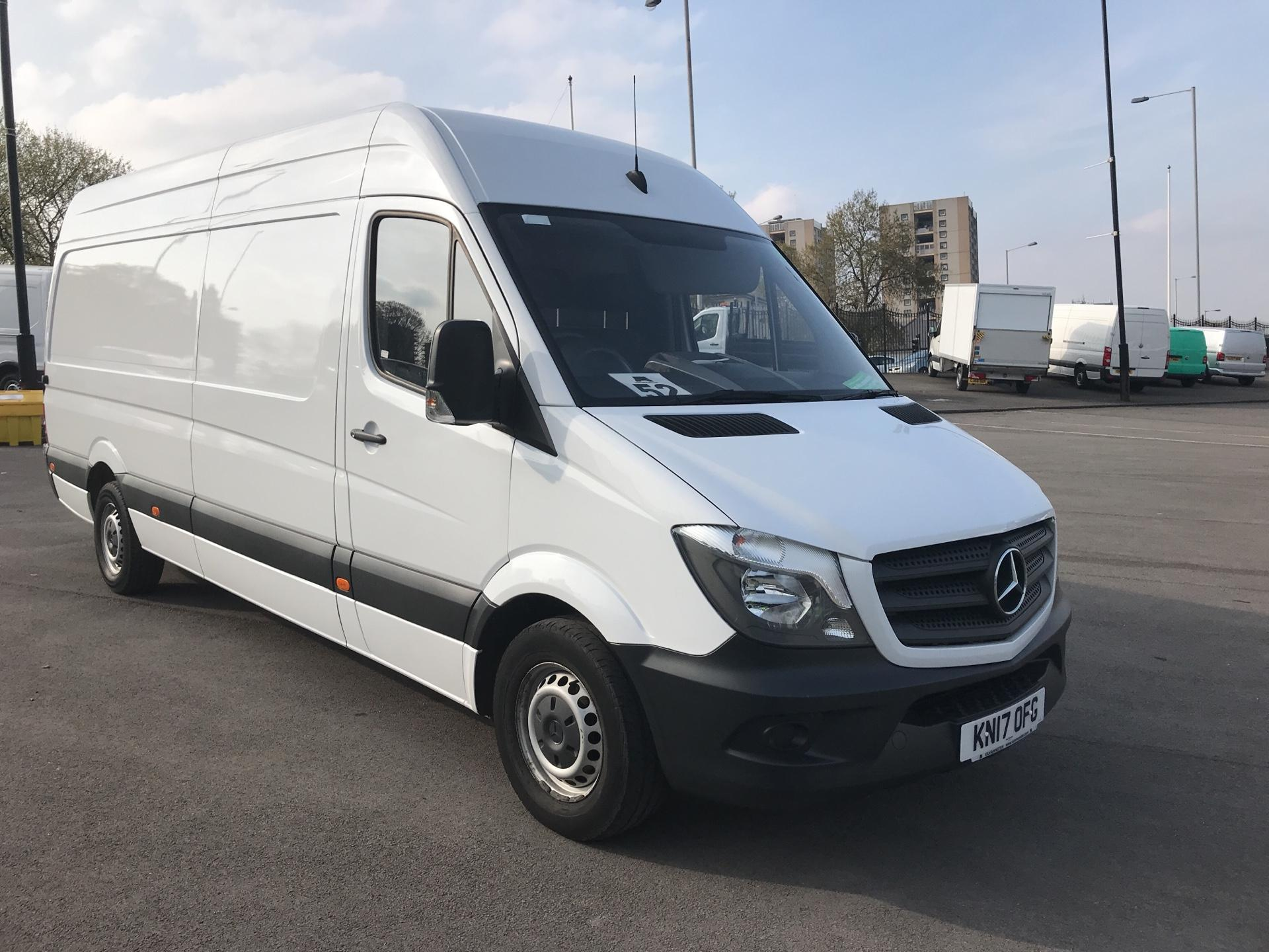 2017 Mercedes-Benz Sprinter 3.5T High Roof Van (KN17OFG)