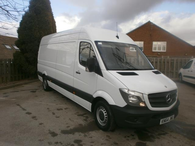 2014 Mercedes-Benz Sprinter 313 CDI LWB 3.5T High Roof Van (KN64JNU)