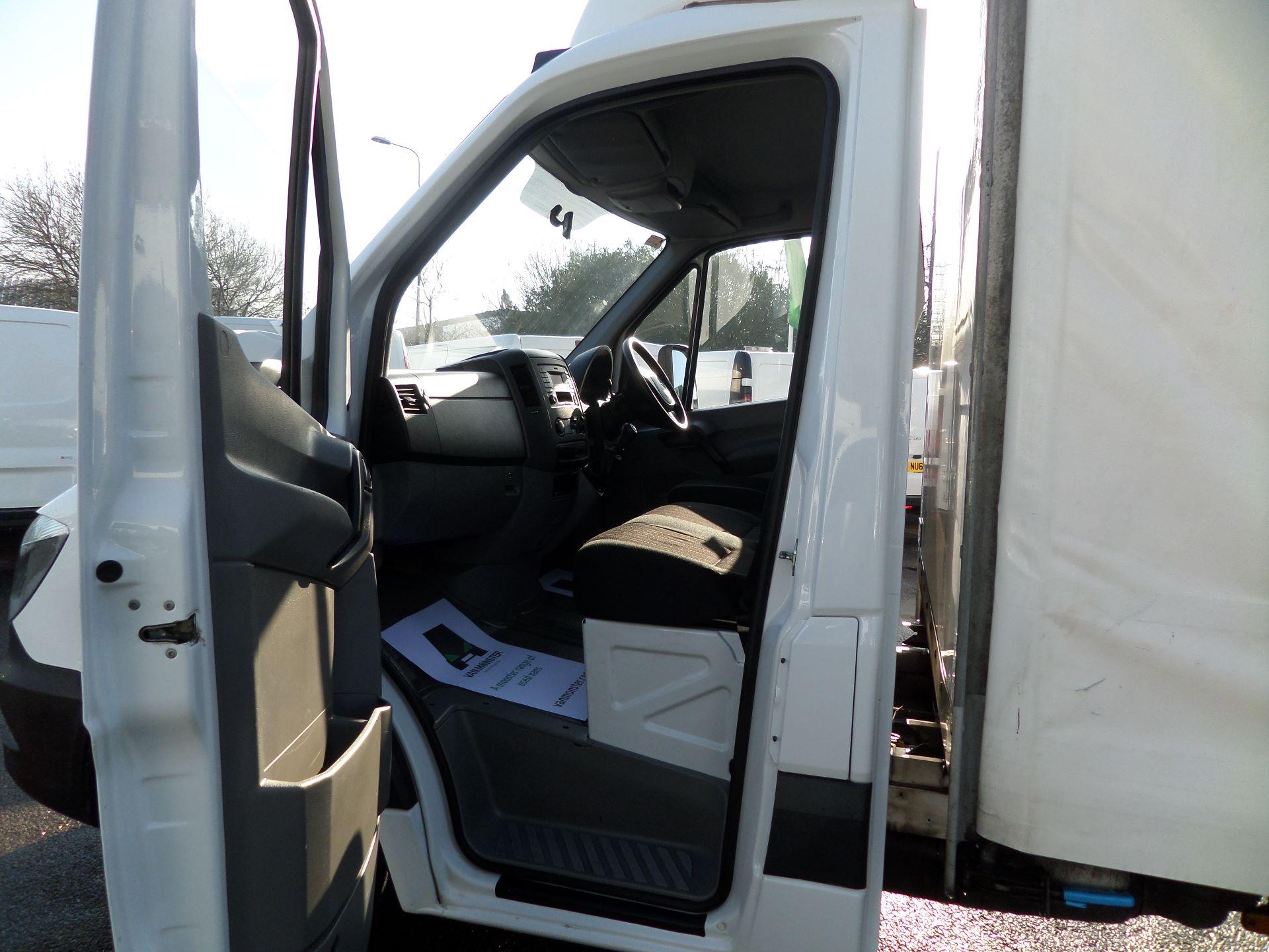 2014 Mercedes-Benz Sprinter 313 CDI LWB CURTAIN SIDE Euro 5 (KN64JOU) Image 7