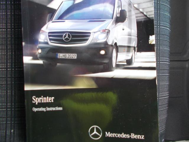 2014 Mercedes-Benz Sprinter  313 LWB H/R EURO 5 (KN64XDE) Image 29