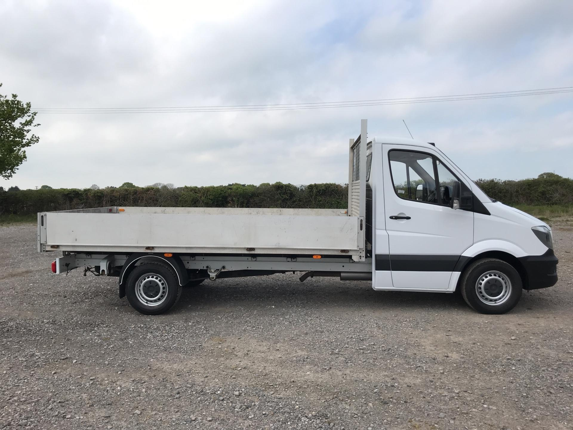 2014 Mercedes-Benz Sprinter 313 LWB DROP SIDE EURO 5 (KN64XEK) Image 2