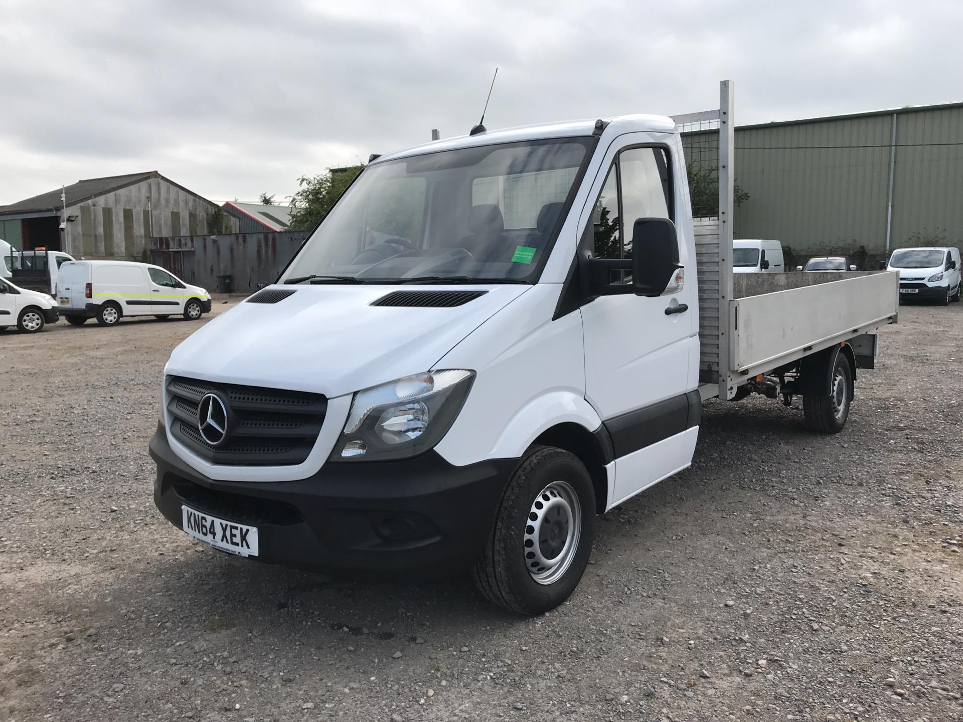 2014 Mercedes-Benz Sprinter 313 LWB DROP SIDE EURO 5 (KN64XEK) Image 7