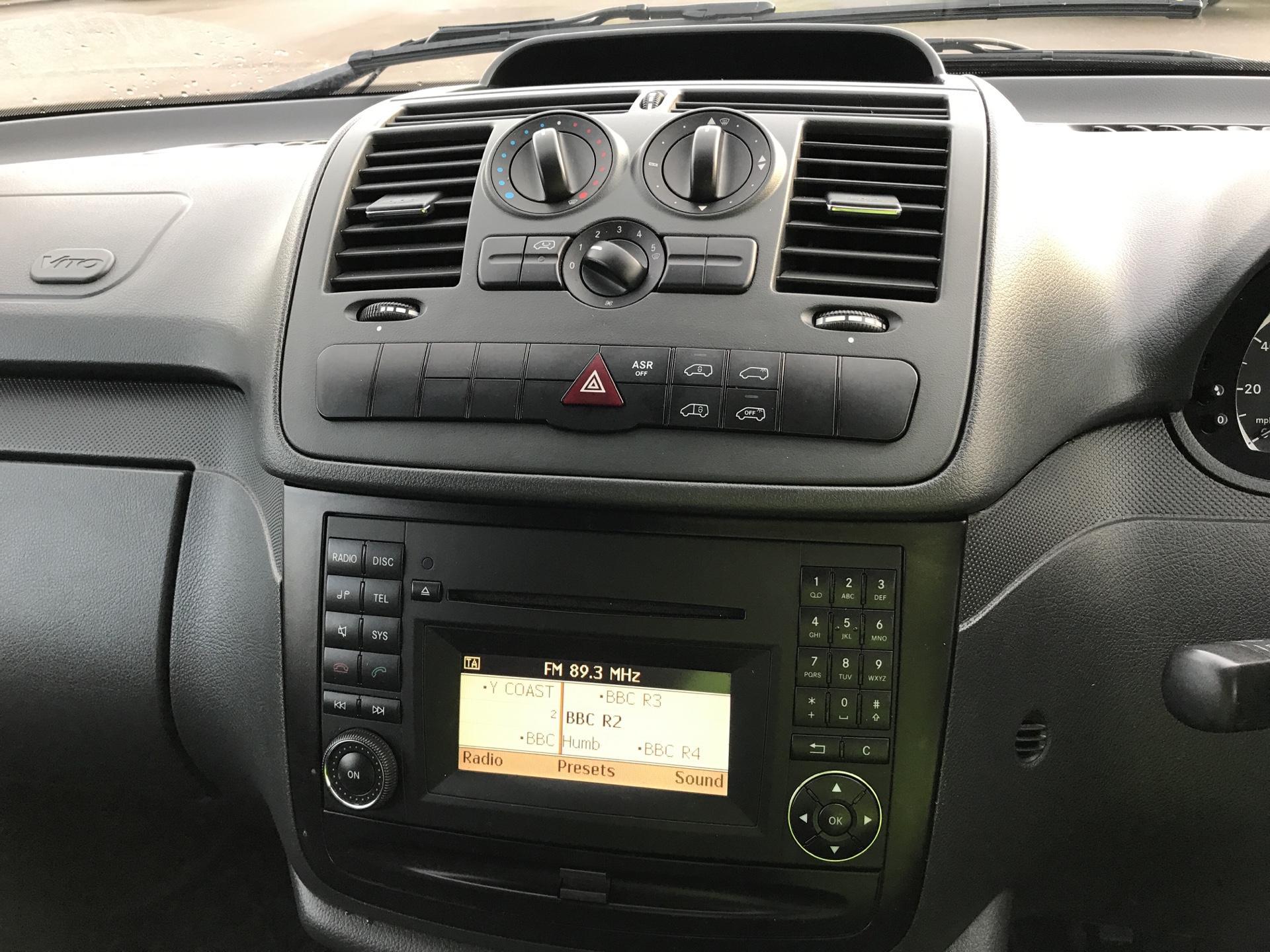 2014 Mercedes-Benz Vito LONG 113 CDI VAN EURO 5 (KN64XEW) Image 10