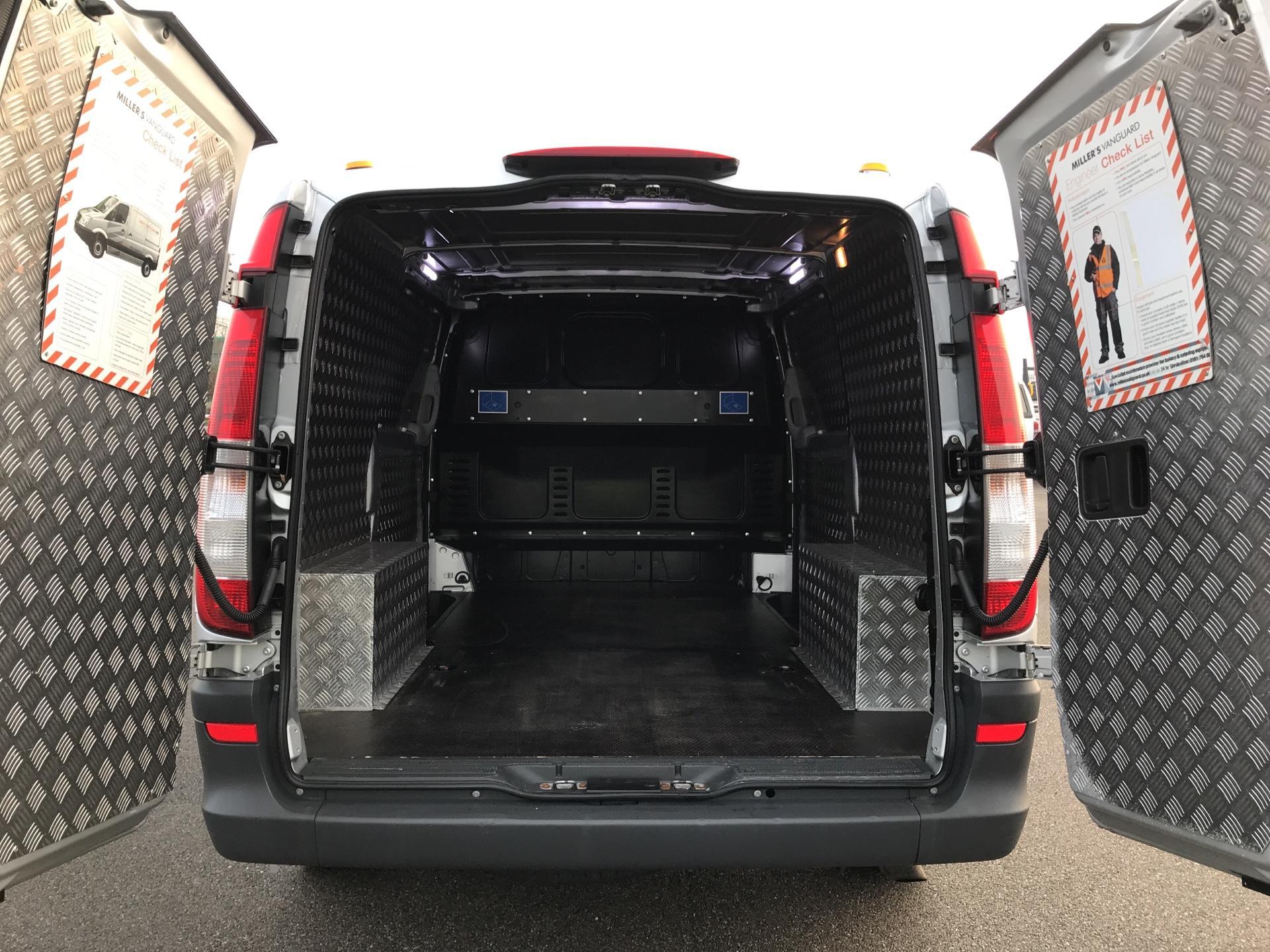 2014 Mercedes-Benz Vito LONG 113 CDI VAN EURO 5 (KN64XEW) Image 15