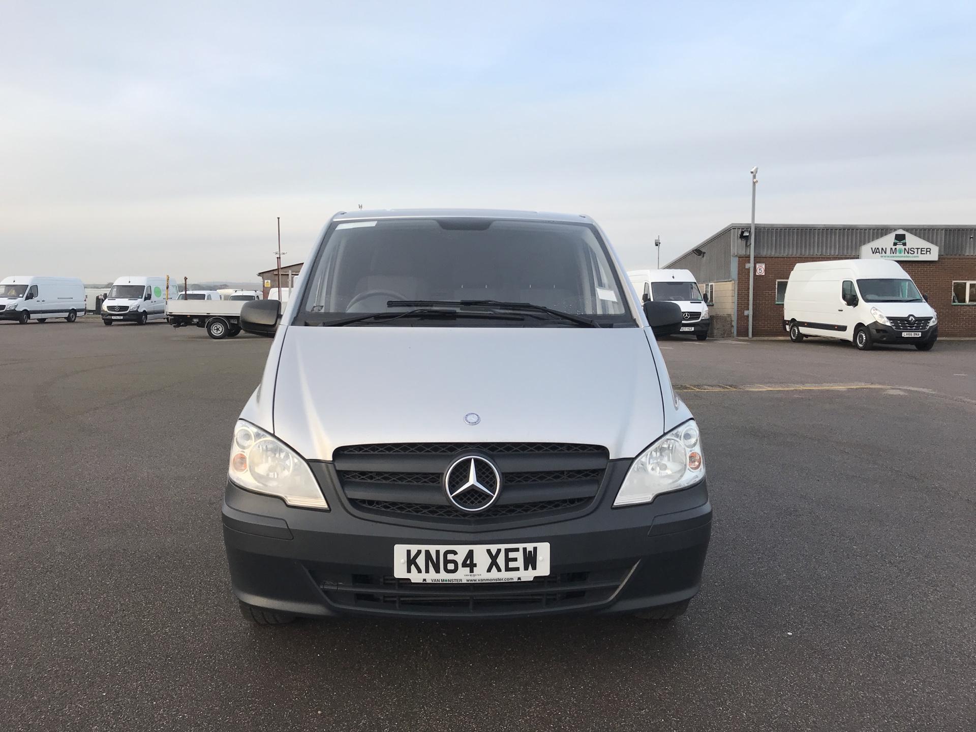 2014 Mercedes-Benz Vito LONG 113 CDI VAN EURO 5 (KN64XEW) Image 8