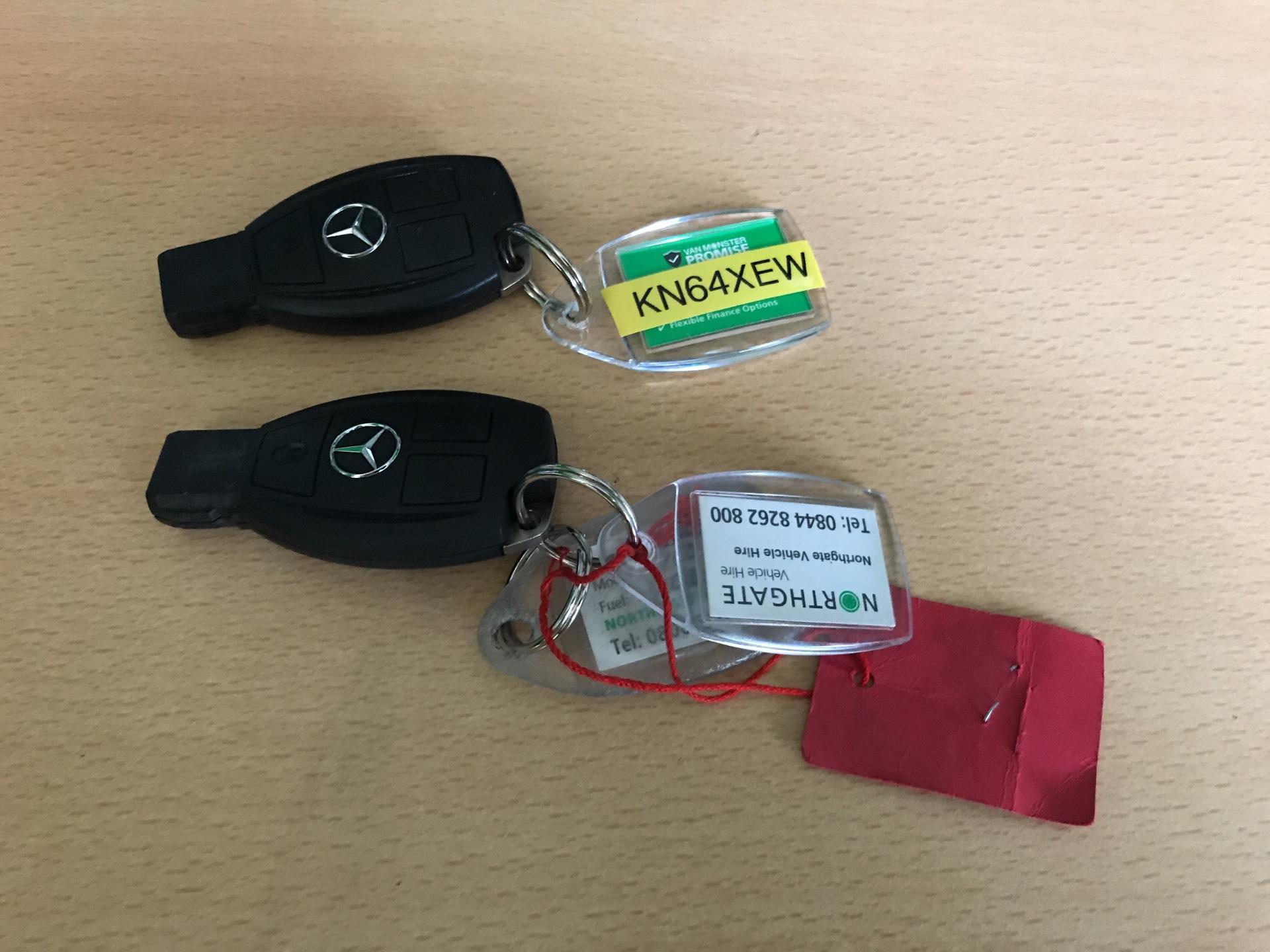 2014 Mercedes-Benz Vito LONG 113 CDI VAN EURO 5 (KN64XEW) Image 20