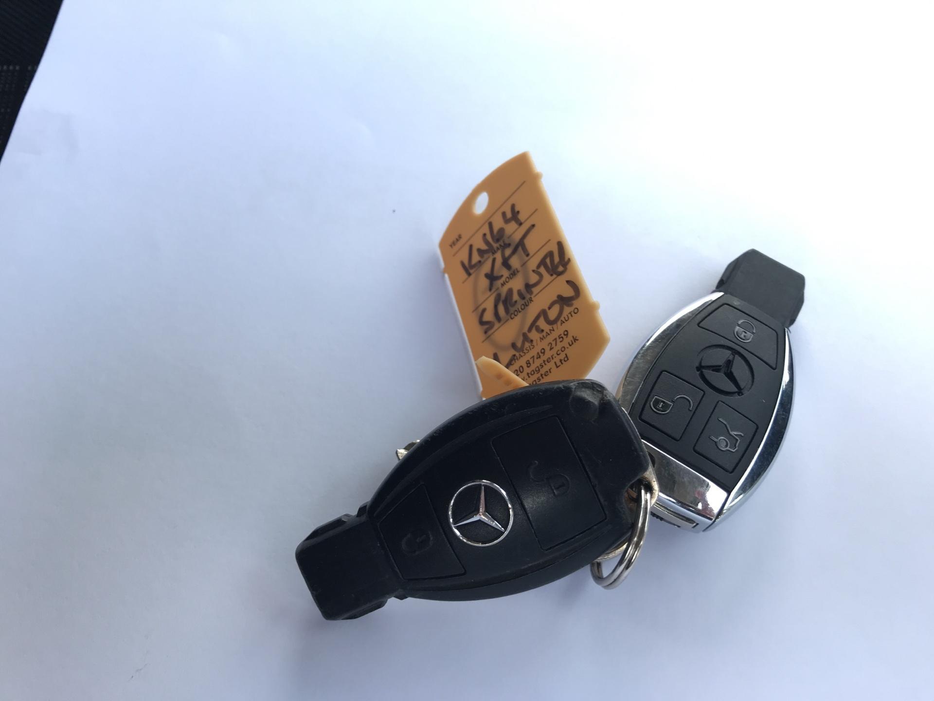 2014 Mercedes-Benz Sprinter  313 LWB LONG LUTON EURO 5 (KN64XFT) Image 21