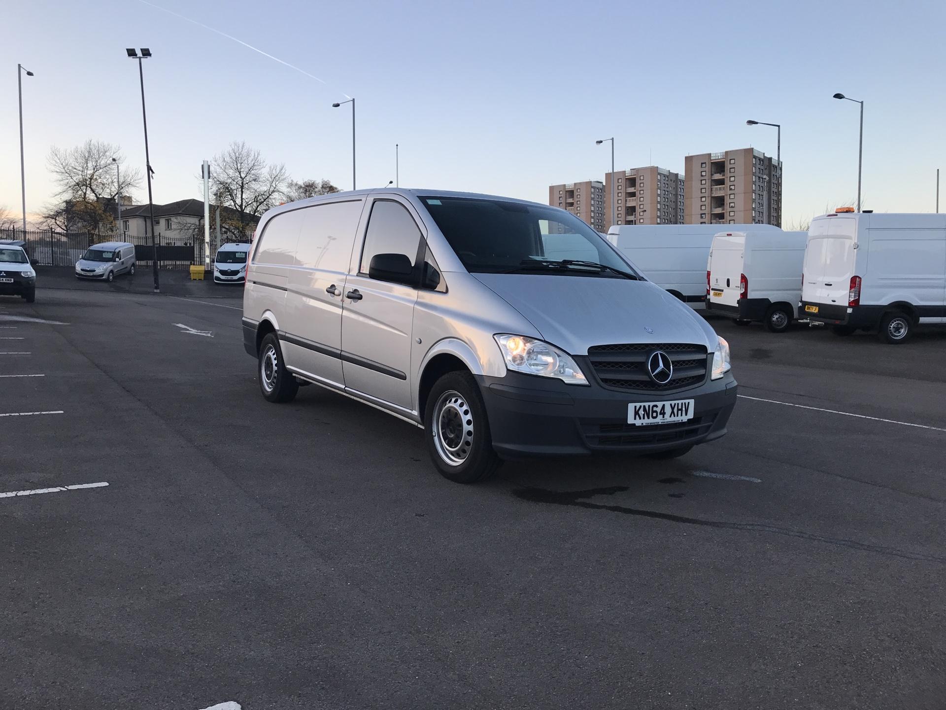 2014 Mercedes-Benz Vito LONG 113CDI VAN EURO 5 (KN64XHV)