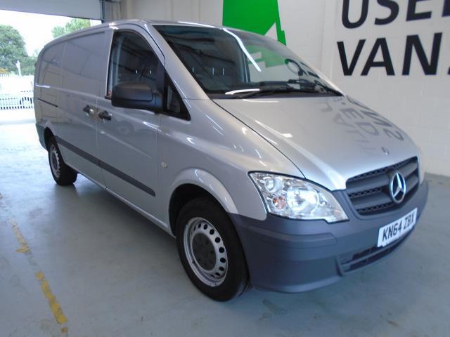 2014 Mercedes-Benz Vito LONG 113CDI VAN EURO 5 (KN64ZBX)