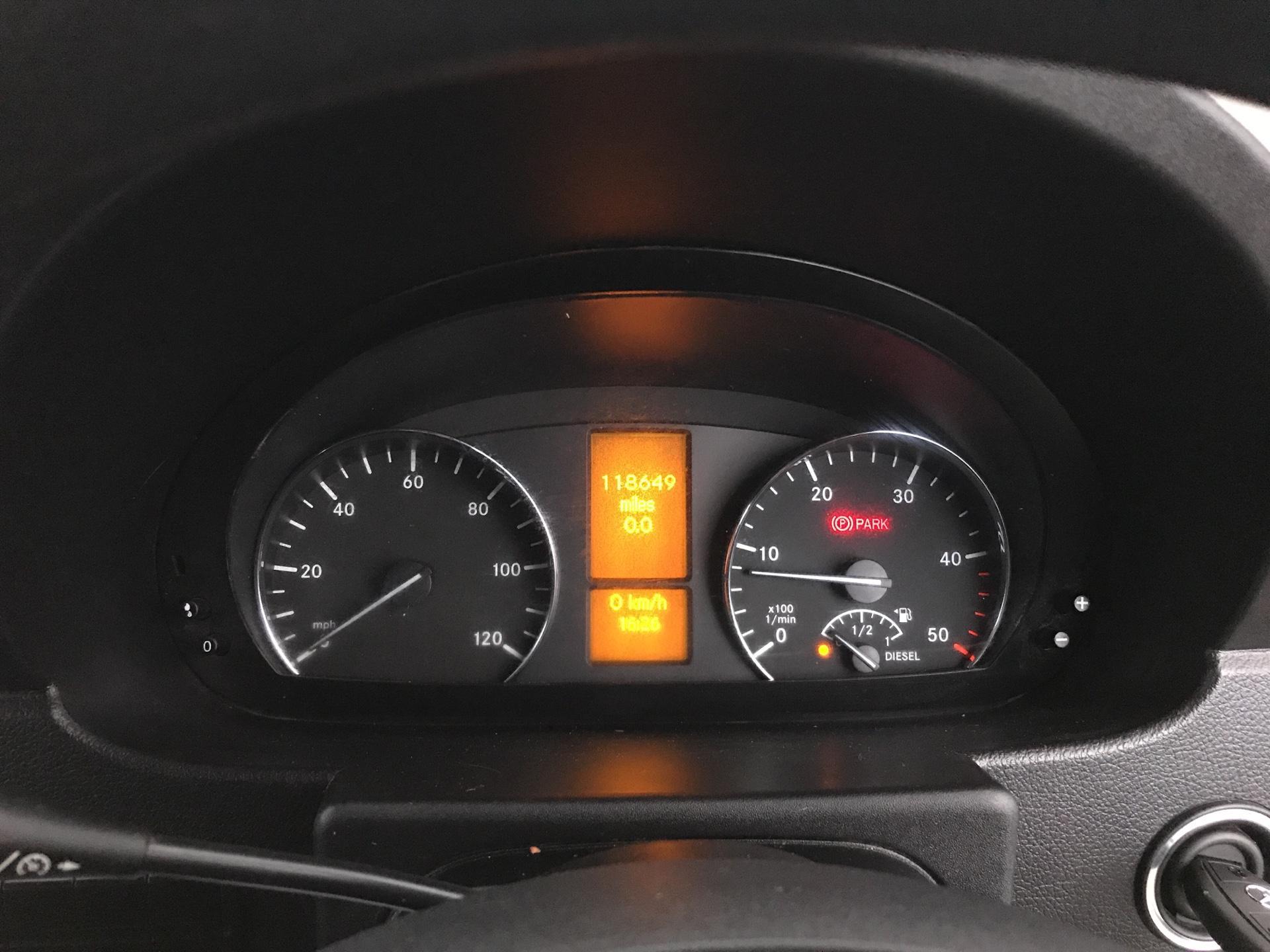 2014 Mercedes-Benz Sprinter  313 LWB H/R CREW VAN EURO 5 129PS (KN64ZCL) Image 13
