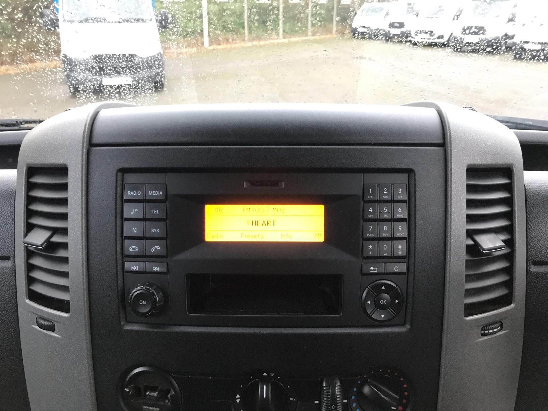 2014 Mercedes-Benz Sprinter  313 LWB H/R CREW VAN EURO 5 129PS (KN64ZCL) Image 10