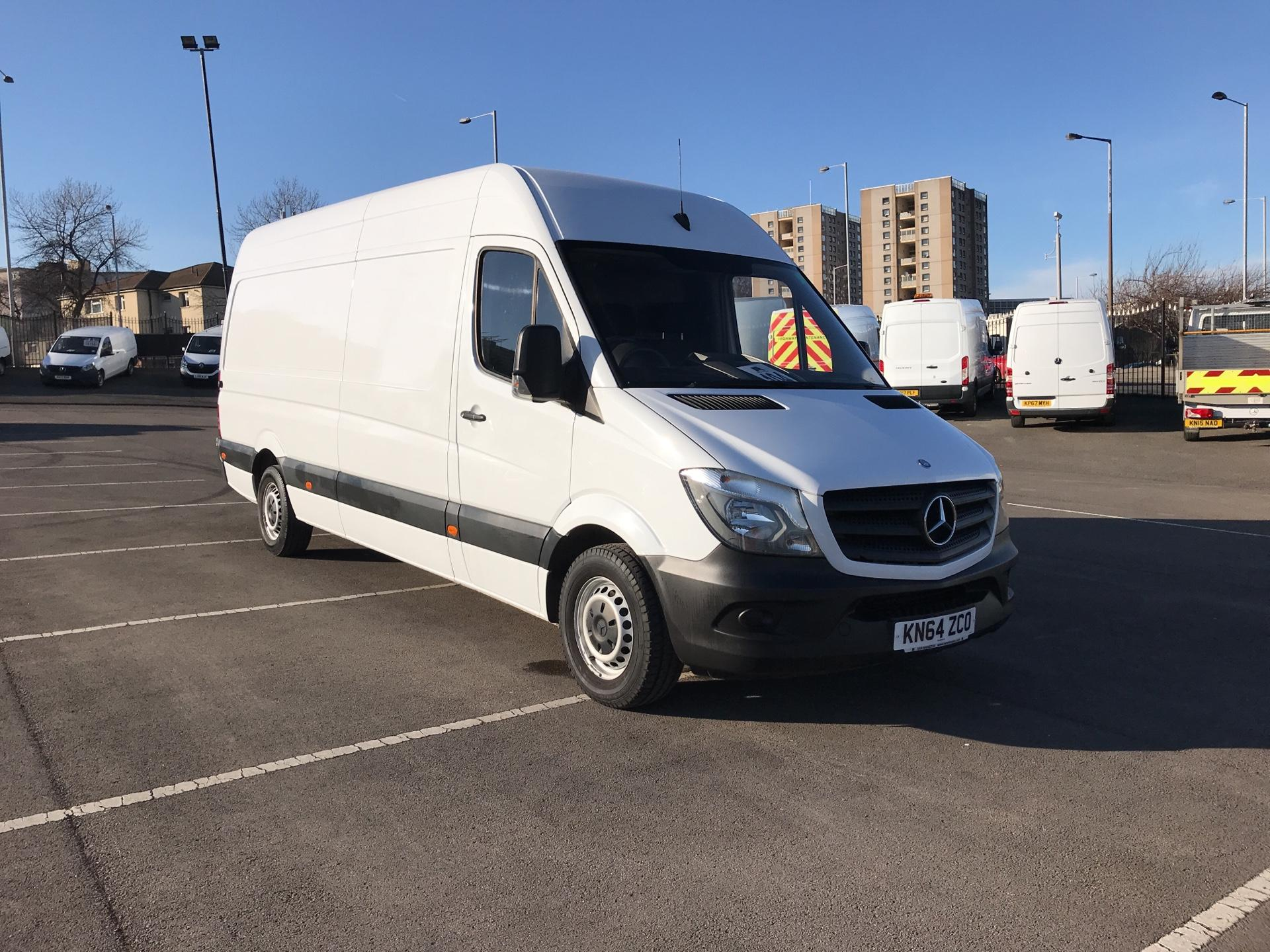 2014 Mercedes-Benz Sprinter 3.5T High Roof Van (KN64ZCO)