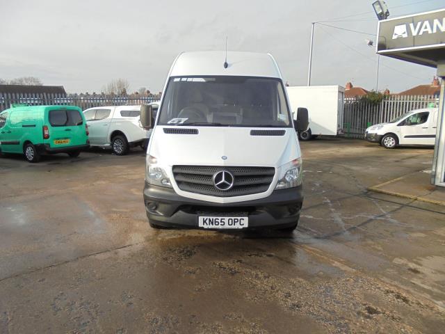 2015 Mercedes-Benz Sprinter  313 MWB 3.5T HIGH ROOF EURO 5 (KN65OPC) Image 8
