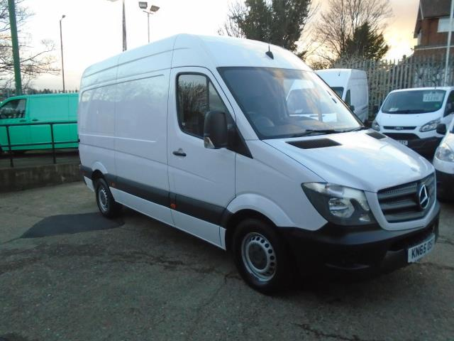 2015 Mercedes-Benz Sprinter  313 MWB 3.5T HIGH ROOF EURO 5 *NO DEAD LOCKS* (KN65OSV)