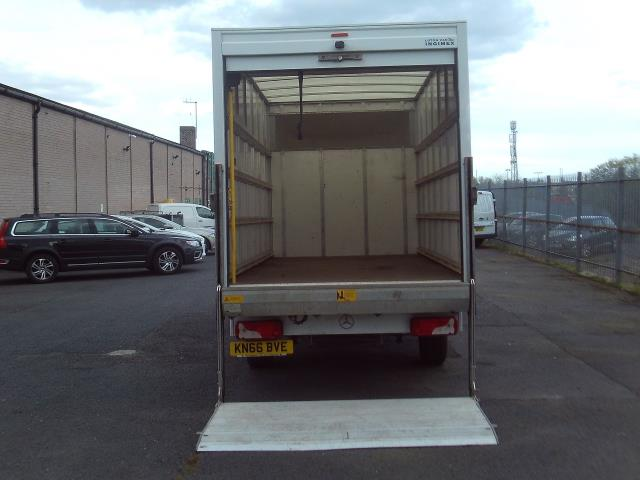 2016 Mercedes-Benz Sprinter 314CDI 13FT LUTON 140PS TAIL LIFT (KN66BVE) Image 16