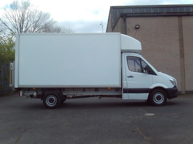 2016 Mercedes-Benz Sprinter 314CDI 13FT LUTON 140PS TAIL LIFT (KN66BVE) Image 5