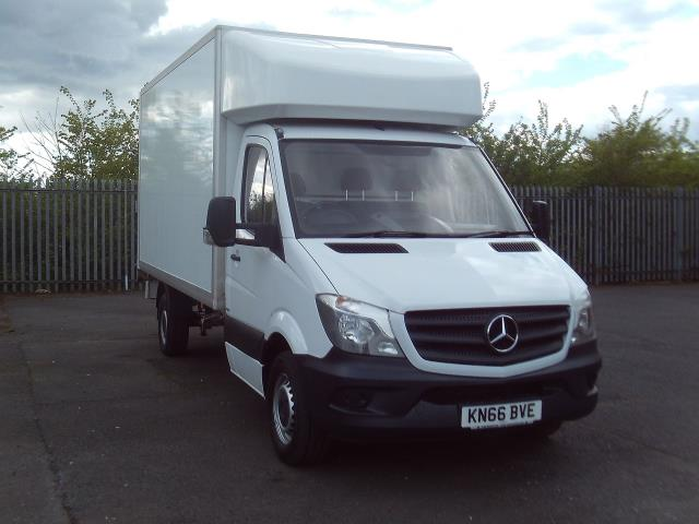 2016 Mercedes-Benz Sprinter 314CDI 13FT LUTON 140PS TAIL LIFT (KN66BVE) Image 1