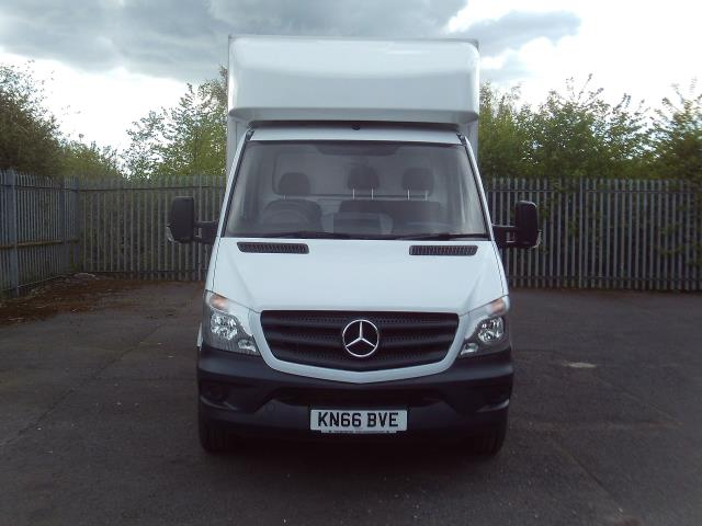 2016 Mercedes-Benz Sprinter 314CDI 13FT LUTON 140PS TAIL LIFT (KN66BVE) Image 14