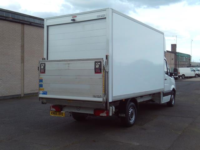2016 Mercedes-Benz Sprinter 314CDI 13FT LUTON 140PS TAIL LIFT (KN66BVE) Image 3
