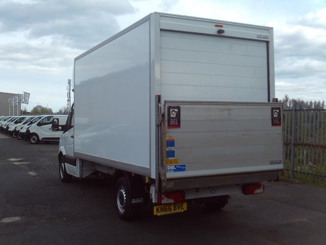 2016 Mercedes-Benz Sprinter 314CDI 13FT LUTON 140PS TAIL LIFT (KN66BVE) Image 4