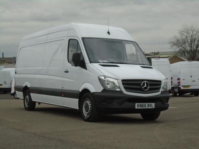 2016 Mercedes-Benz Sprinter 314 LWB H/R BLUE EFFICIENCY VAN EURO 6 (KN66BVL)
