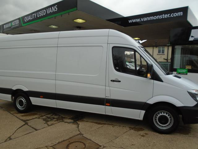 2016 Mercedes-Benz Sprinter 3.5T High Roof Van (KN66BWW)