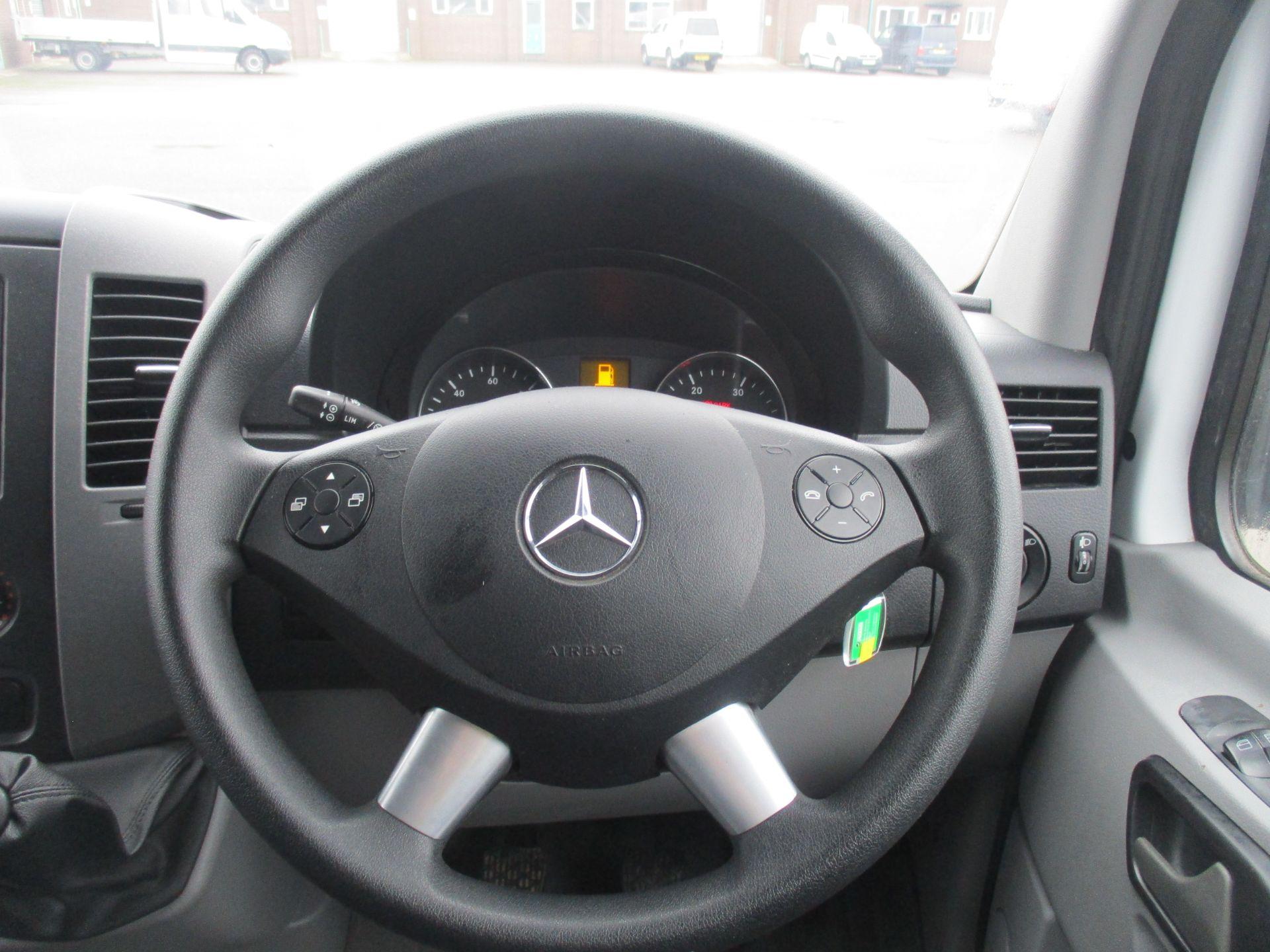 2016 Mercedes-Benz Sprinter 314 LWB H/R VAN EURO 6 (KN66BXG) Image 16
