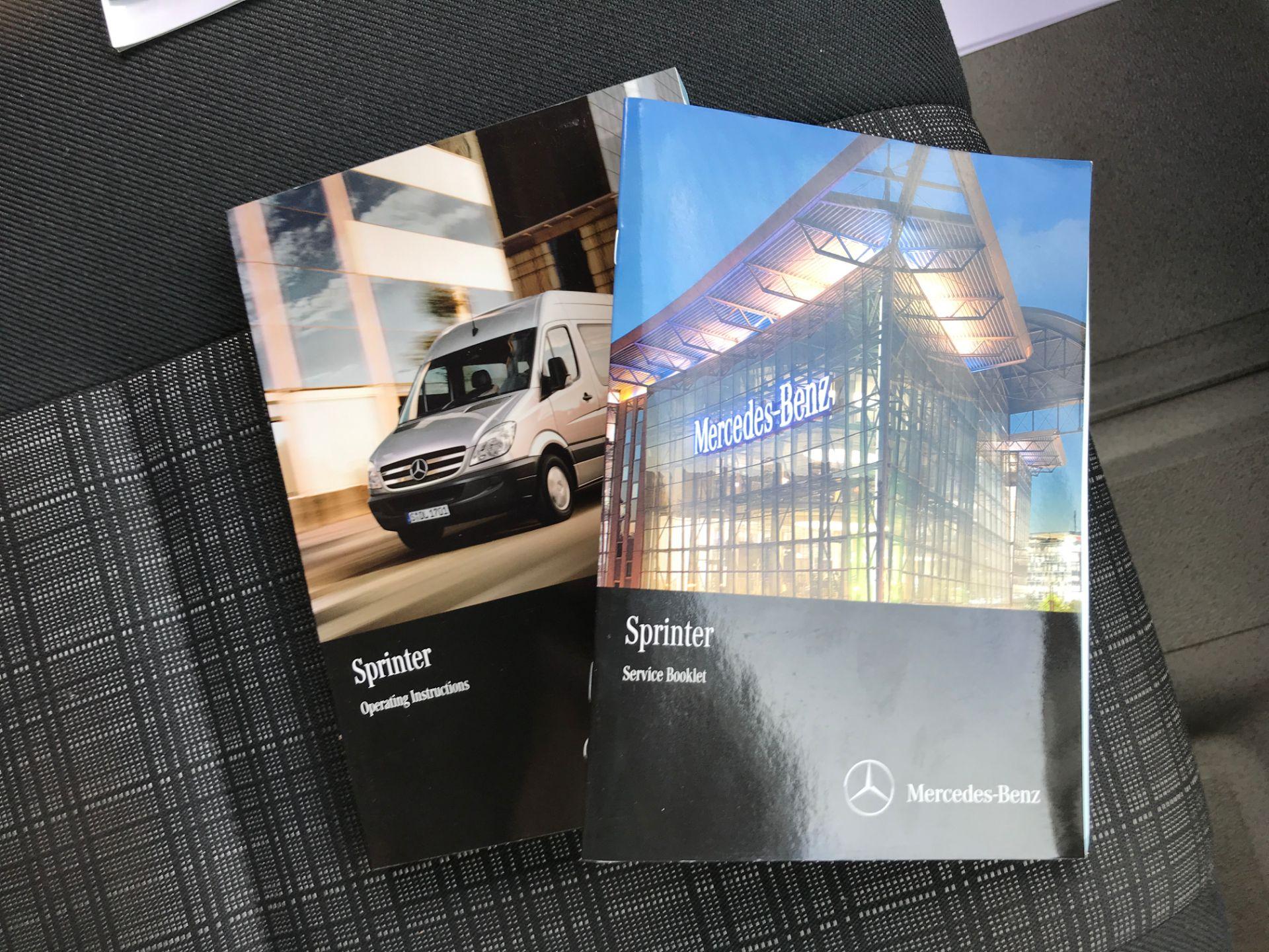 2016 Mercedes-Benz Sprinter 314CDI LWB HIGH ROOF 140PS EURO 6 (KN66BXZ) Image 25
