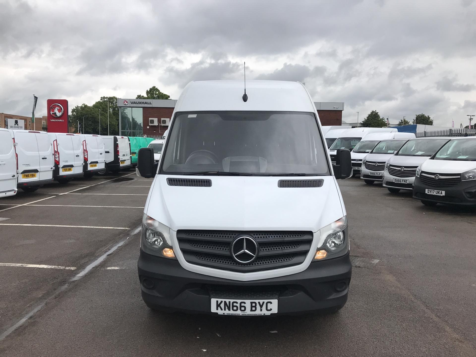 2016 Mercedes-Benz Sprinter 314CDI LWB HIGH ROOF 140PS EURO 6 (KN66BYC) Image 14