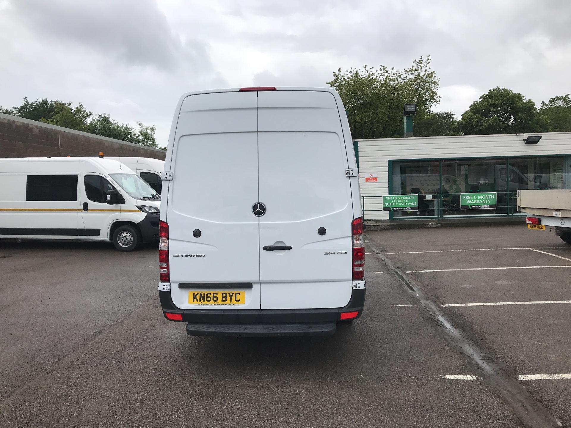 2016 Mercedes-Benz Sprinter 314CDI LWB HIGH ROOF 140PS EURO 6 (KN66BYC) Image 9